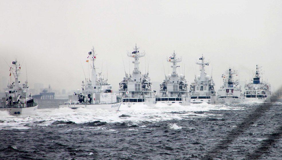 平成22年度海上保安庁観閲式(そ...