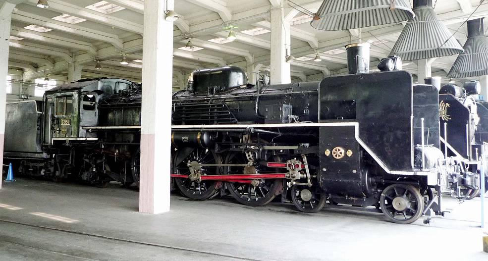 梅小路蒸気機関車館